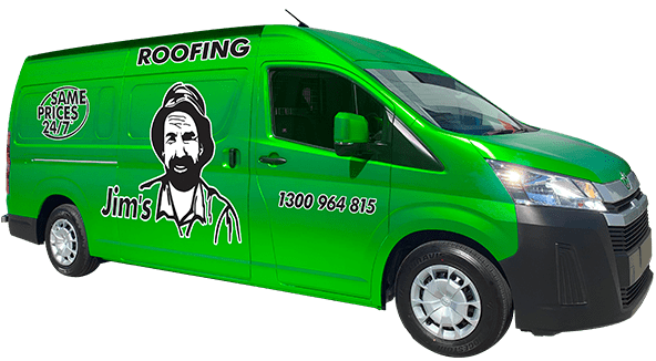 Jim's Roofing Vans Available Now Image